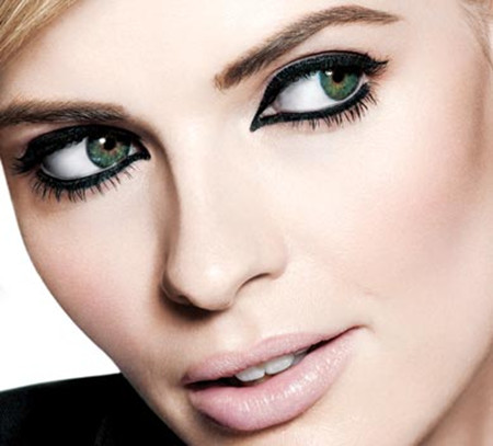 Nine Ways to Wear Bright Eyeliner Nine Ways to Wear Bright Eyeliner new pictures