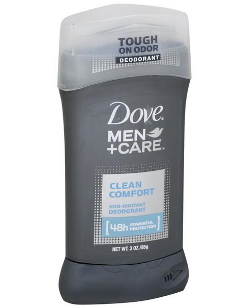 Men's deodorant coupons