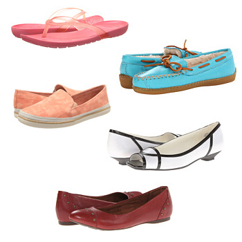 Online clothing stores Bass shoes for women