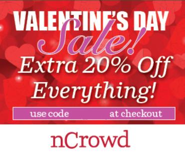 Ncrowd coupon 20