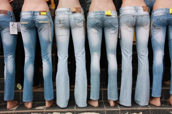 5 Tips to Choose Denim Jeanswear
