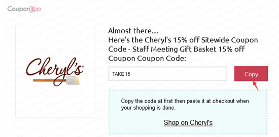 Black Friday Deals At Cheryl's | Shop Now! Don't miss out on Black Friday discounts, sales, promo codes, coupons, and more from Cheryl's! Check here for any early-bird specials and the official Cheryl's .
