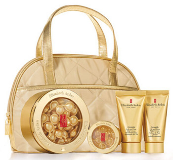 elizabeth arden ceramide eyes time complex capsules how to use