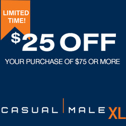 86bb9ff9a60 Casual Male XL Coupon