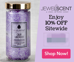 At JewelScent, every candle, fragrance, and soap contains a free jewel valued at anywhere from $10 to $7, This is the perfect gift. Choose from a range of styles and scents with candles, beads, body scrubs, soaps, or wax tarts.