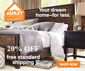 Ashley Furniture Homestore Promo Codes Up To 20 Off Free Shipping