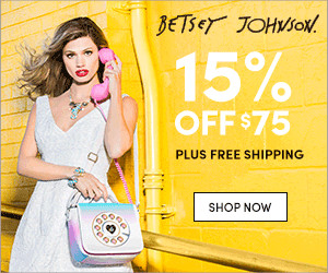 Save with Betsey Johnson promo codes and coupons for December Today's top Betsey Johnson offer: 25% off Coupon. Plus, get free shipping on your order of $50 or more. Find 21 Betsey Johnson coupons and discounts at androidmods.ml Tested and verified on December 02,
