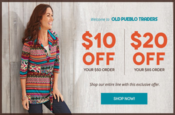 Old pueblo traders coupons discounts